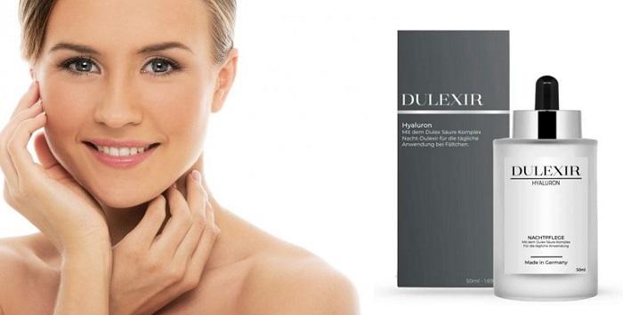 DULEXIR MIT DEM DULEX SÄURE KOMPLEX™: Seidenweiche, Glatte Haut in einem Serum!