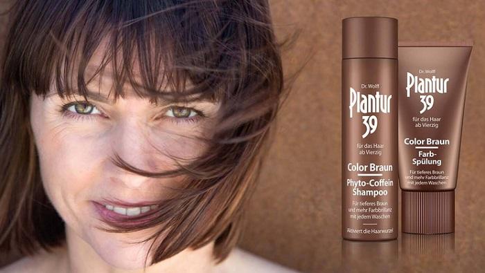 Plantur 39 von Grau: ein einfaches und Sicheres Mittel für Brünette!