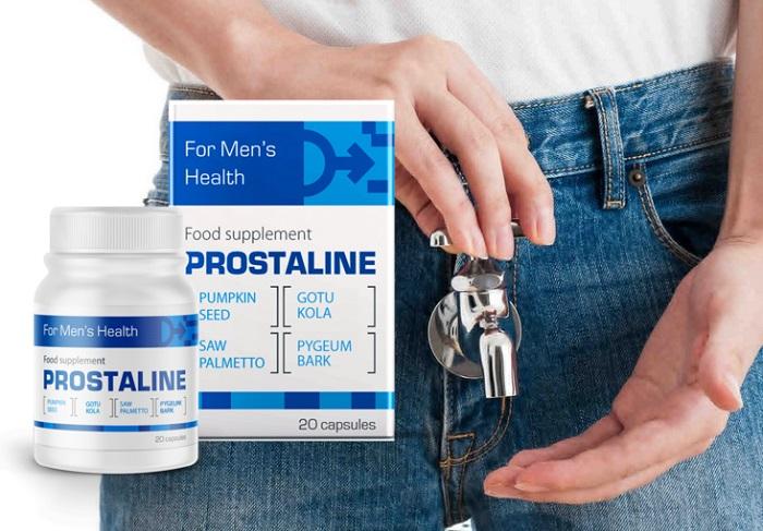 PROSTALINE von Prostatitis: nur 1 Kurs verbessert die Arbeit des Blutsystems, normalisiert den Vorgang der Harnentleerung, erhöht die Immunität, verstärkt die Libido!