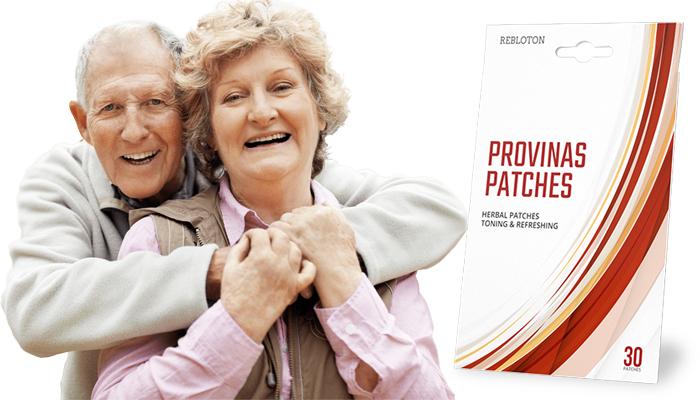Provinas Patches: In 28 Tagen werden Sie Blutgerinnsel los und stellen die normale Durchblutung wieder her