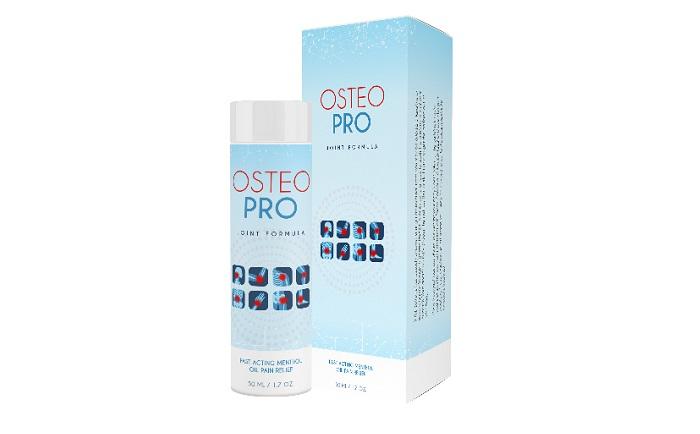 Osteo Pro für Gelenke: gibt Ihnen Leichtigkeit der Bewegungen!
