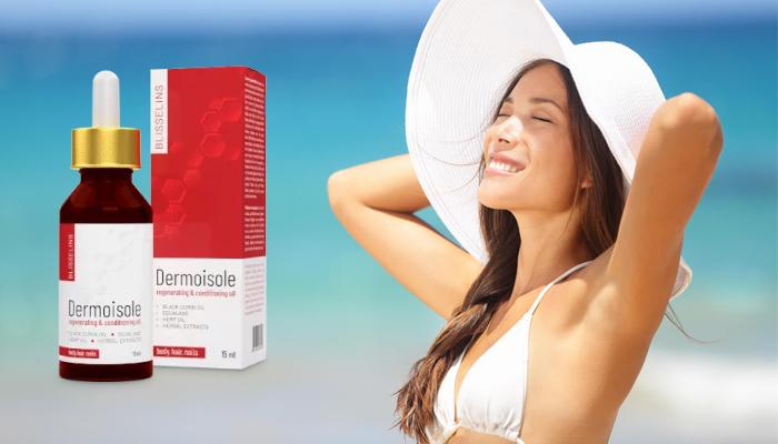 Dermoisole zum Sonnenschutz: Schützen Sie Ihre Haut zu 100% vor der Sonne