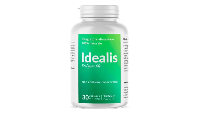 Idealis zur Gewichtsreduktion: Sie können bis zu 15 kg ohne Chemie, Hunger und körperliche belastung loswerden