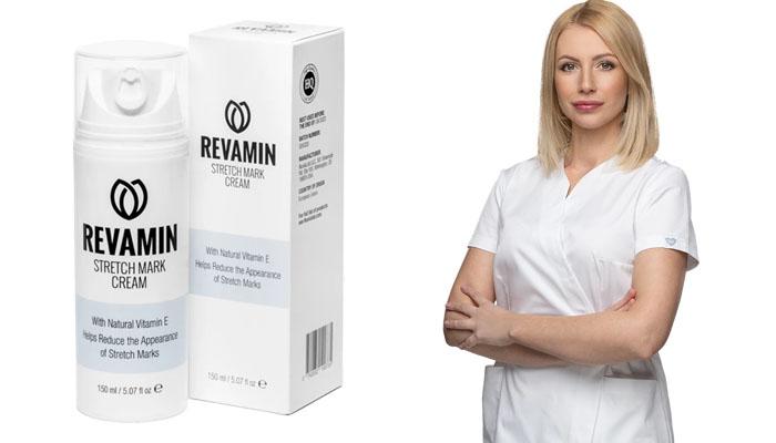 Revamin Stretch Mark: Ein effektiver Weg gegen Dehnungsstreifen!