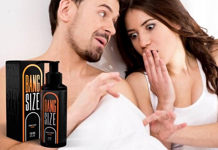 BANGSIZE um den Penis zu erhöhen: Geben Sie Ihrem Partner ein unvergessliches Vergnügen!
