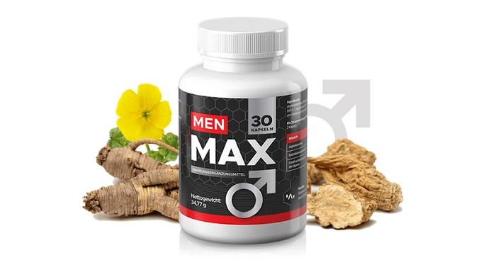 MenMax für Potenz: für extreme sexuelle Leistung!