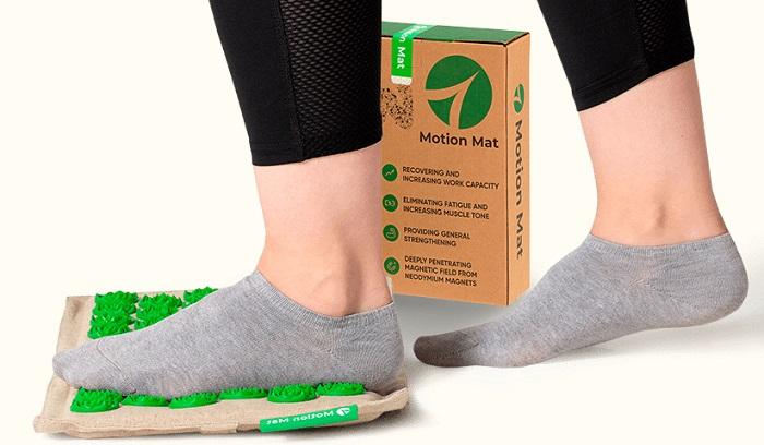 Motion Mat akupunkturgerät: die beste Lösung für eine gesunde Lebensweise!